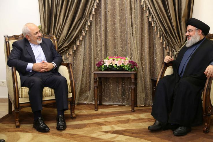 Nasrallah Javad Zarif