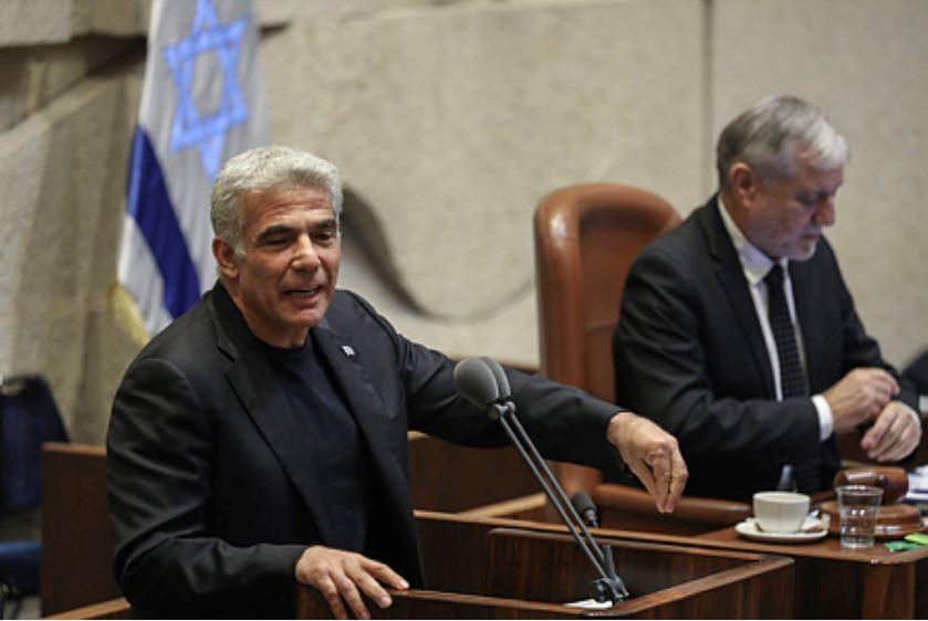 Yair Lapid Knesset