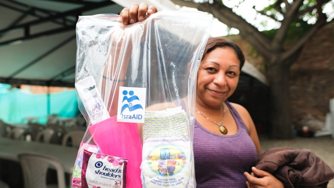 colombia ayuda humanitaria
