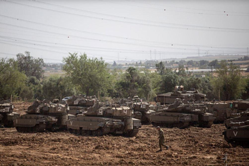 frontera Gaza