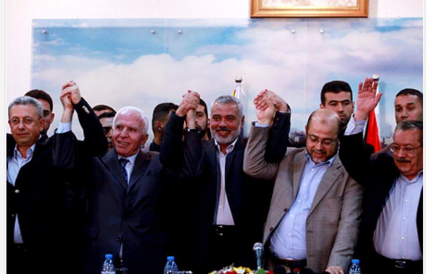 líderes Hamás