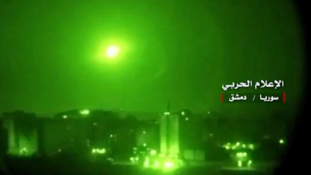 siria ataque israeli