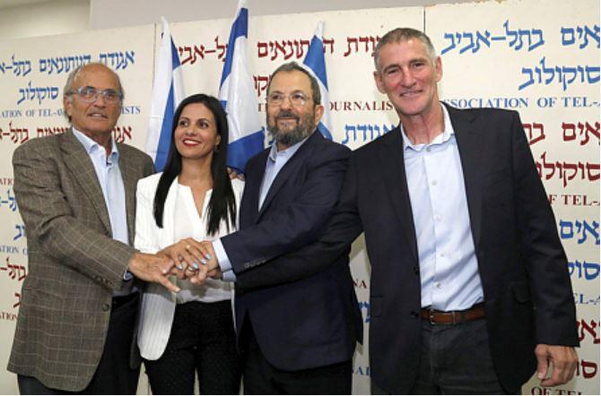 Barak nuevo partido