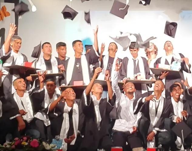 Beduinos graduados