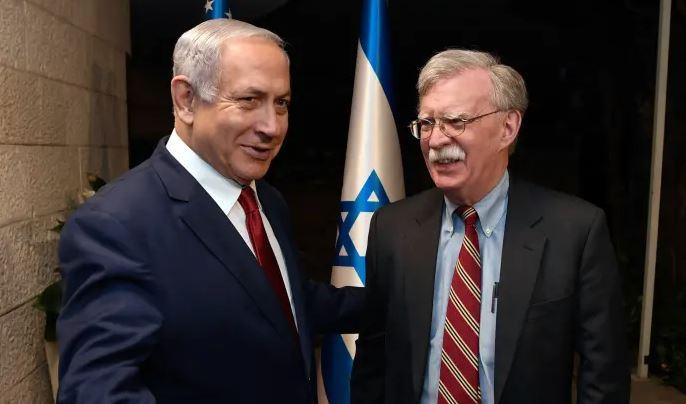 Bolton Netanyahu