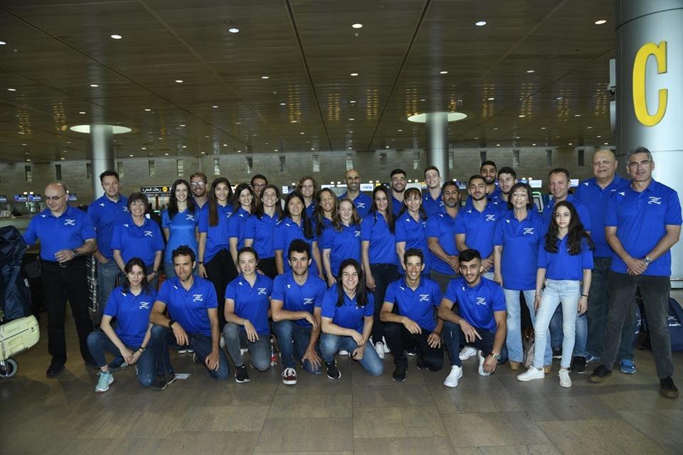 Delegación israelí
