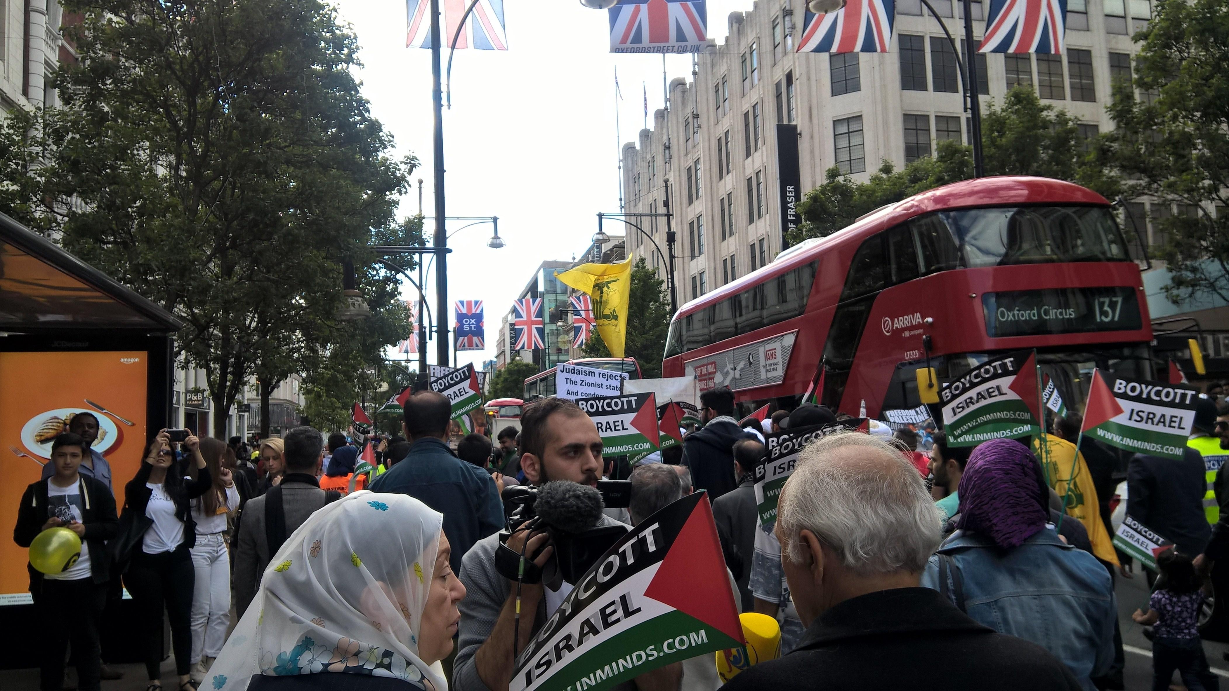 Hezbollah en Londres