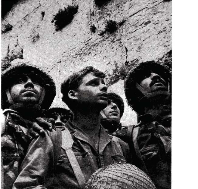 Iom Ierushalaim soldados