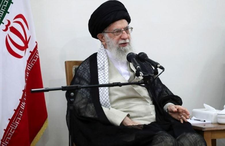Líder supremo Khamenei