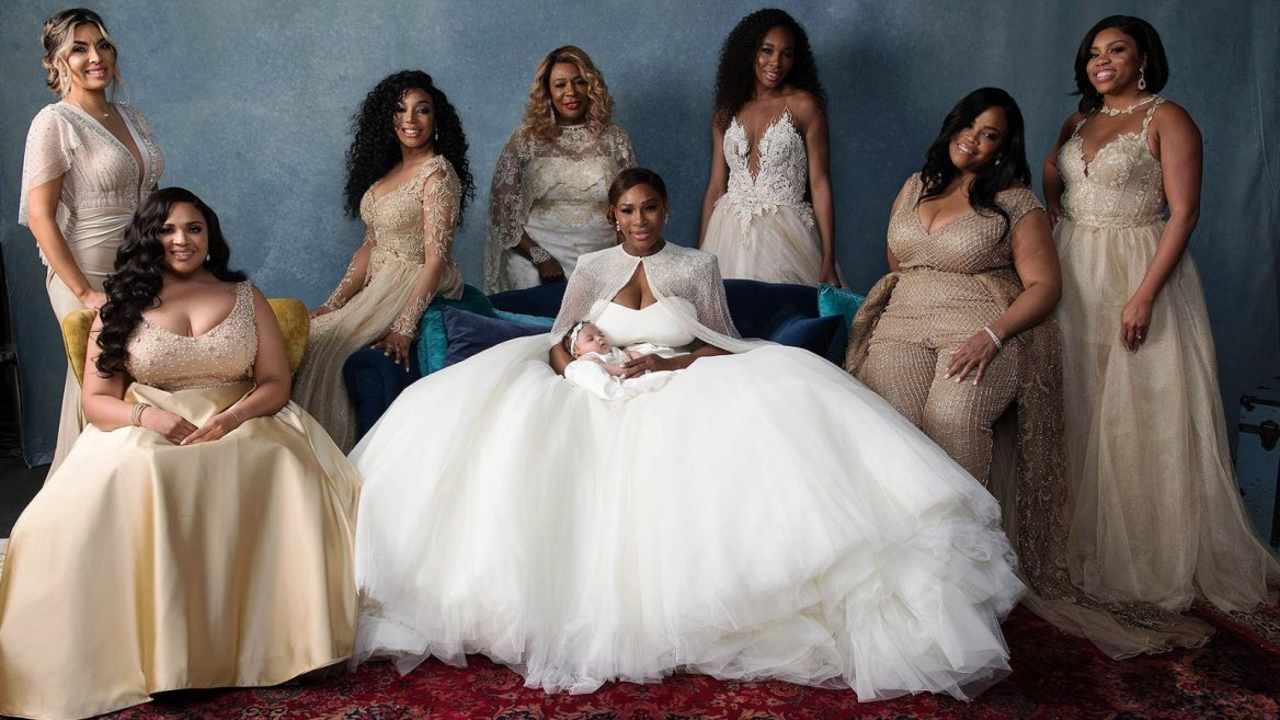 serena williams casamiento