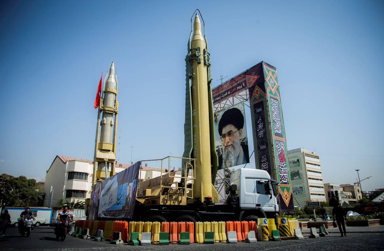 Alemania: Irán anula sanciones al utilizar otras naciones para obtener  armas de destrucción masiva