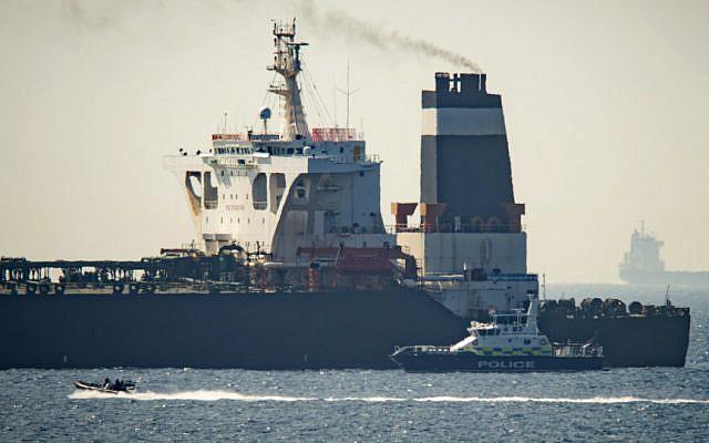barco iran