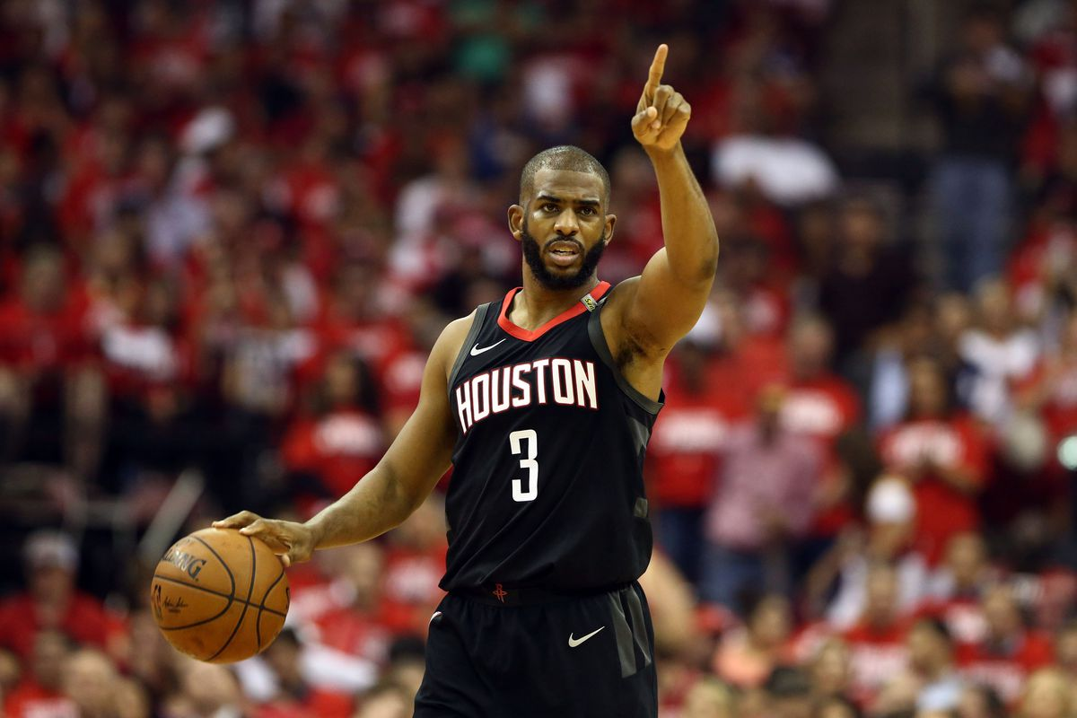chris paul nba rockets