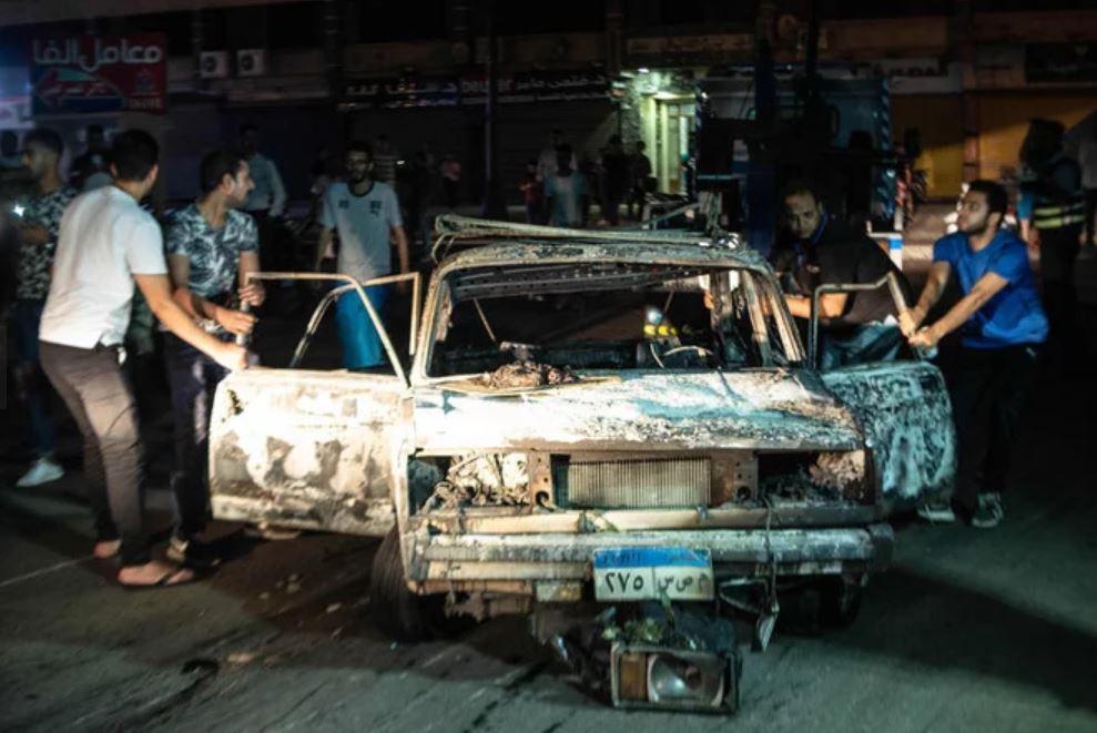 El Cairo explosión2