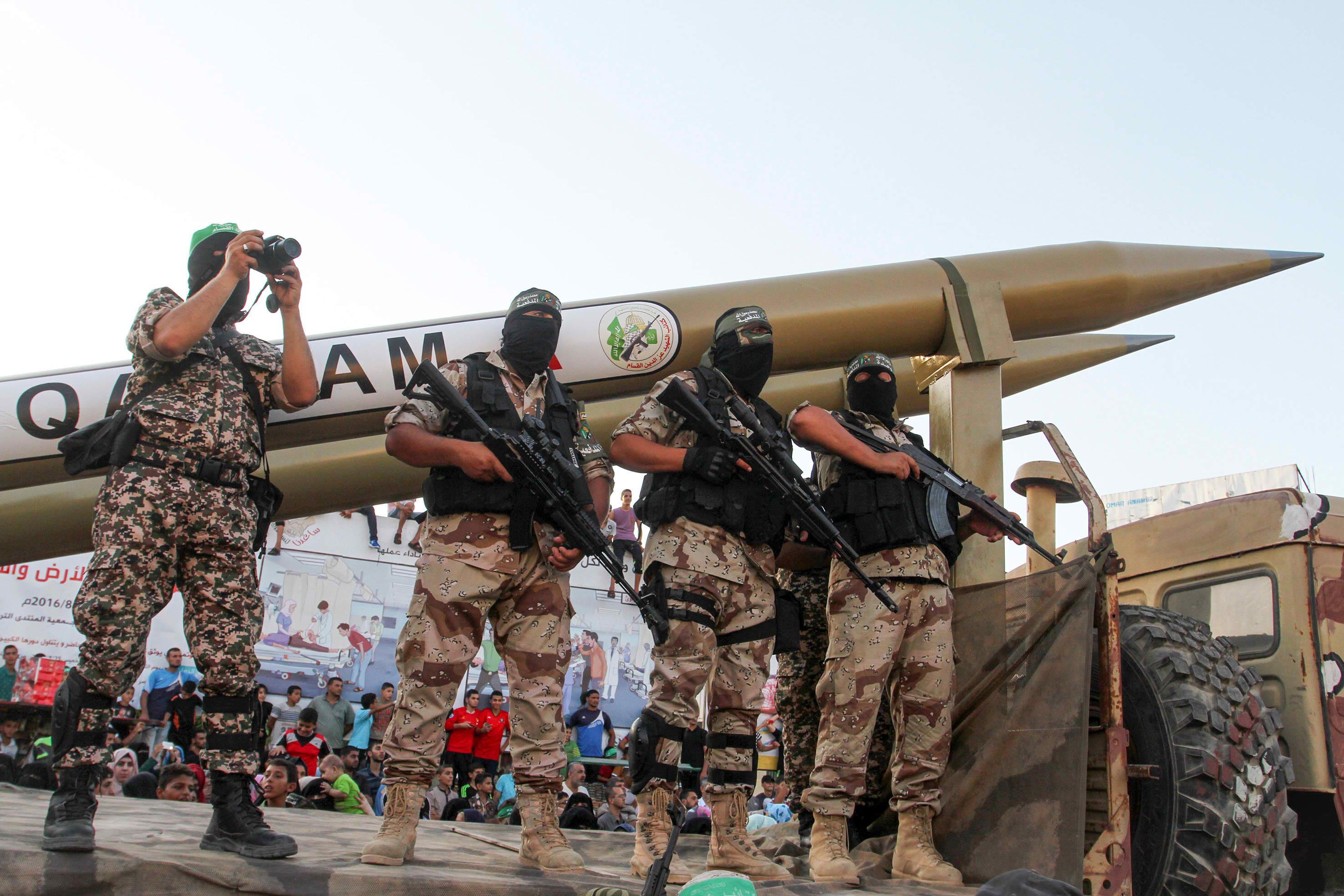 Hamás-cohetes