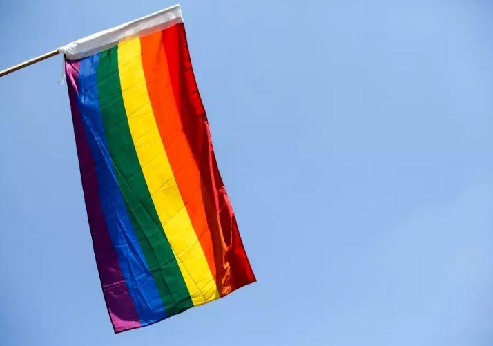 LGBTQ Bandera orgullo