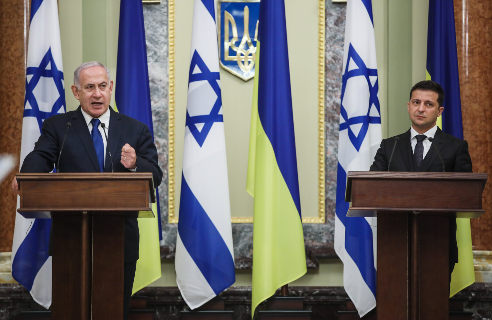 Netanyahu Zelensky 2