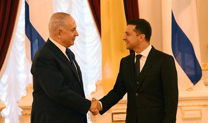 Netanyahu Zelensky 3