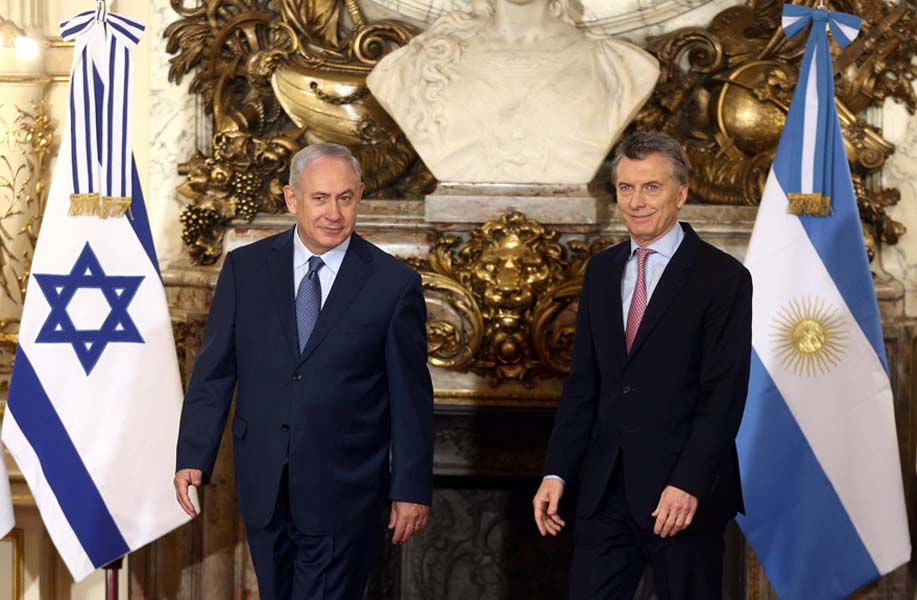 Netanyahu macri2