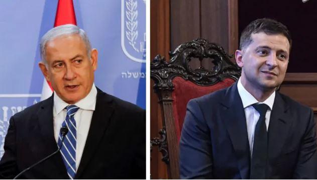 Netanyahu zelenskiy