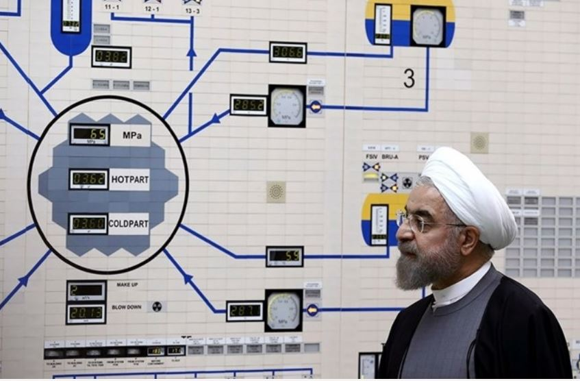 Rouhani nuclear