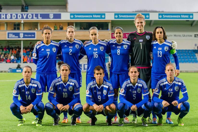 futbol femenino israel seleccion