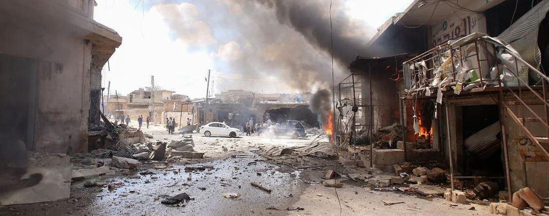 Al Bukamal Irak