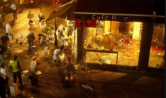 Atentado Café Hillel 9-9-03