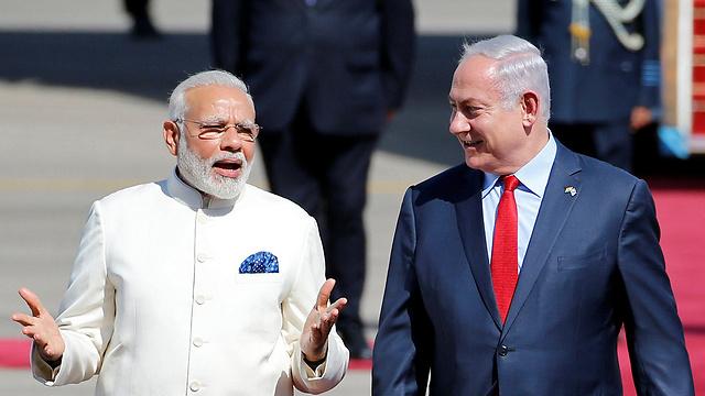 Netanyahu-Modi-2