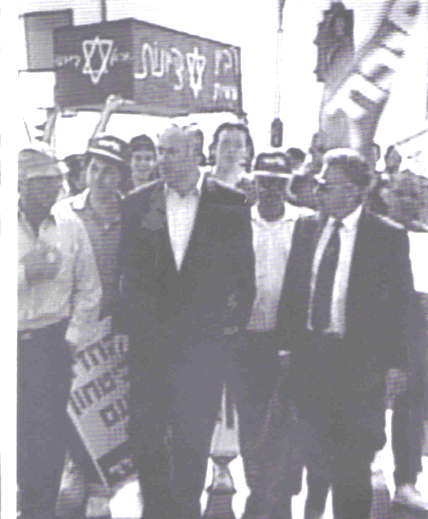 Netanyahu contra Rabin
