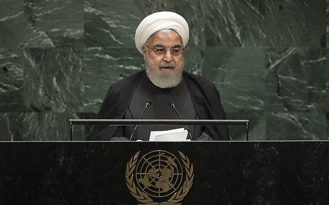 Rouhani ONU
