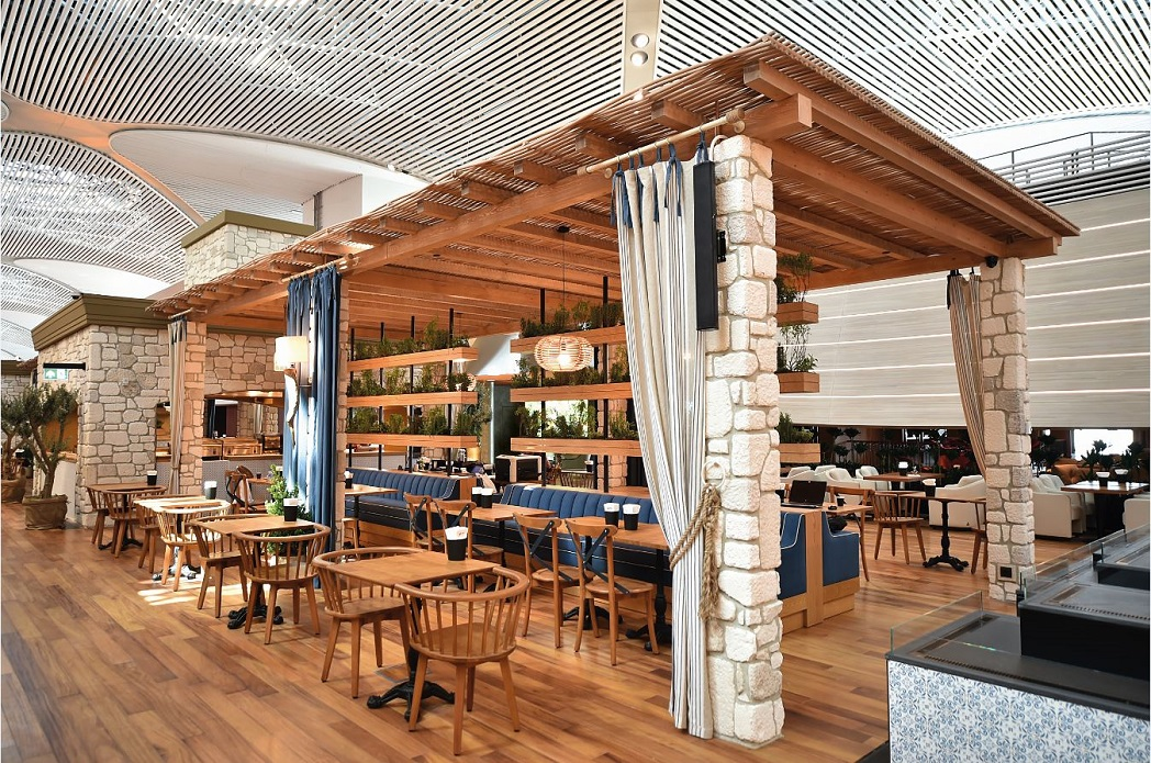 Turkish Airlines Lounge (2)