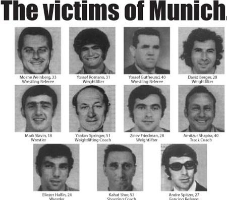 Víctimas-de-Munich