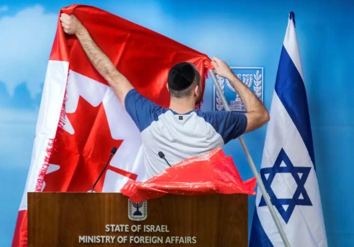 canadá israel