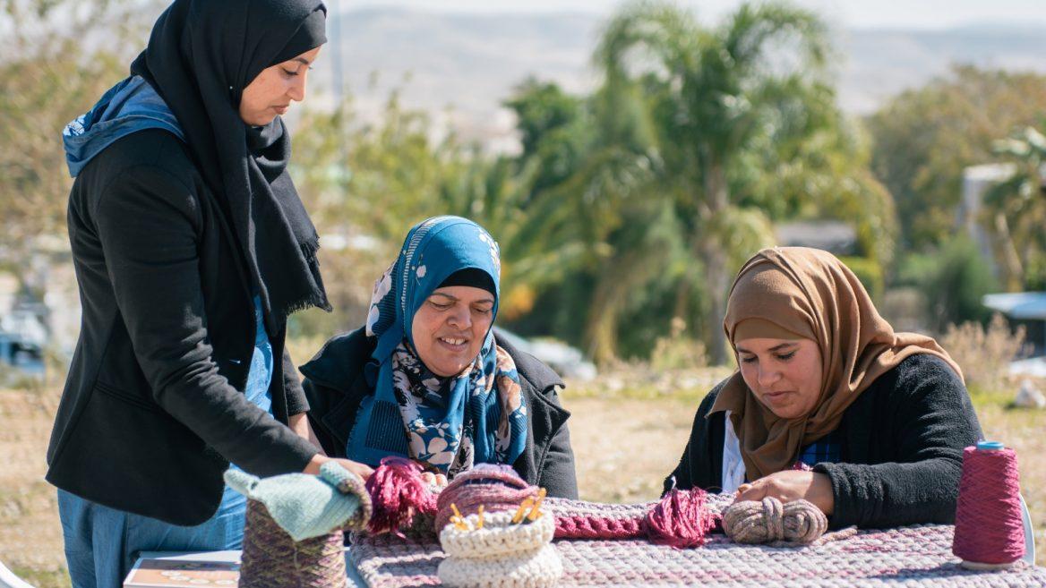 crochet arabes
