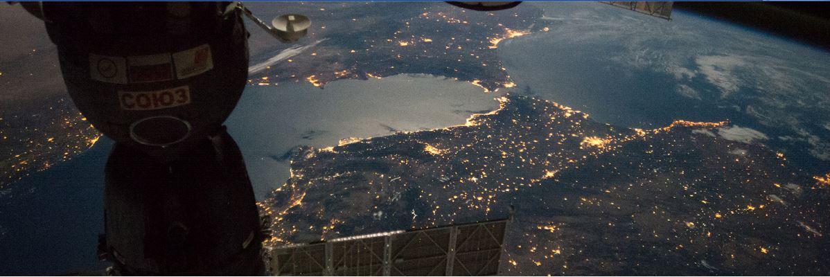 satelite mundo