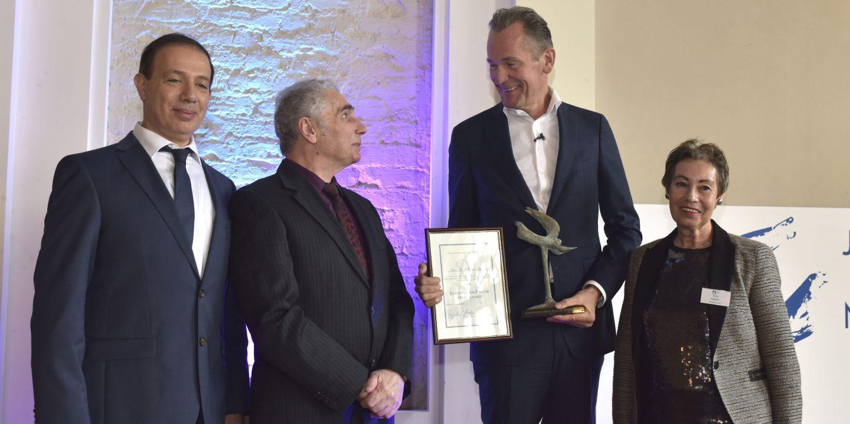Döpfner Mathias premiado