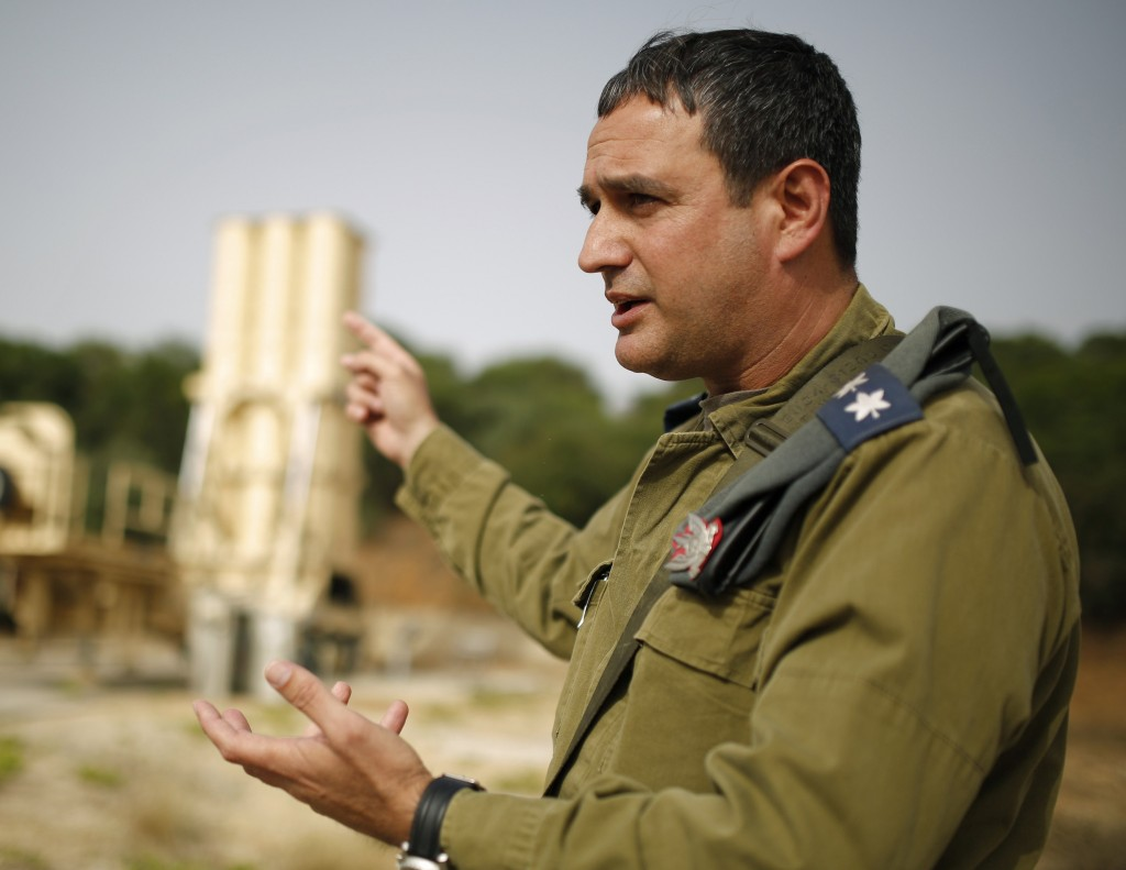 Israel-Tracking-Syrian-Missile-Launches