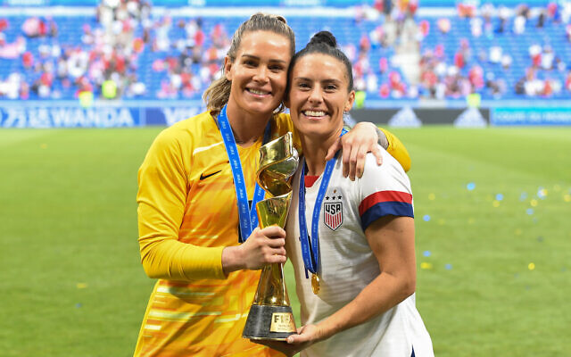 United States of America v Netherlands: Final – 2019 FIFA Women's World Cup France
