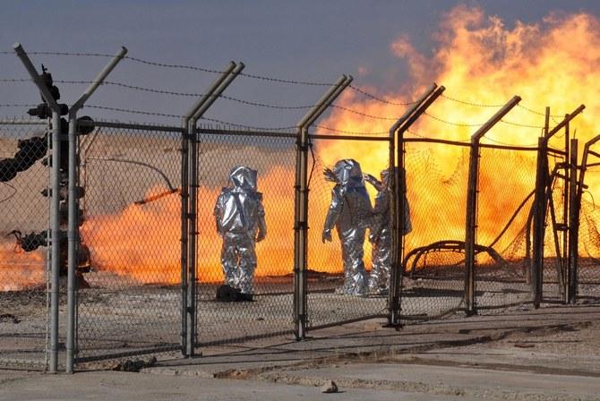 SYRIA-CONFLICT-OIL