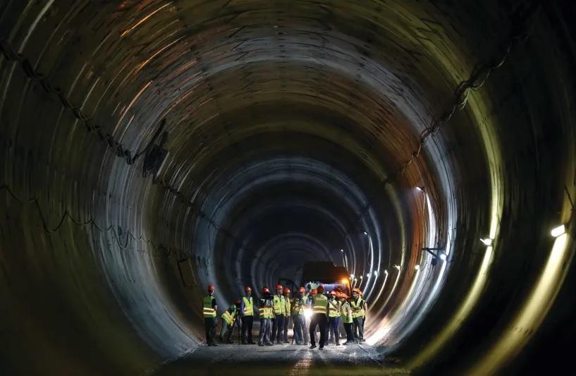 Túnel tren