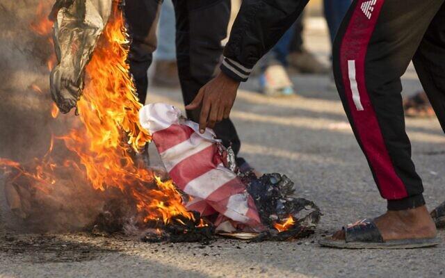 IRAQ-US-HEZBOLLAH-ATTACK