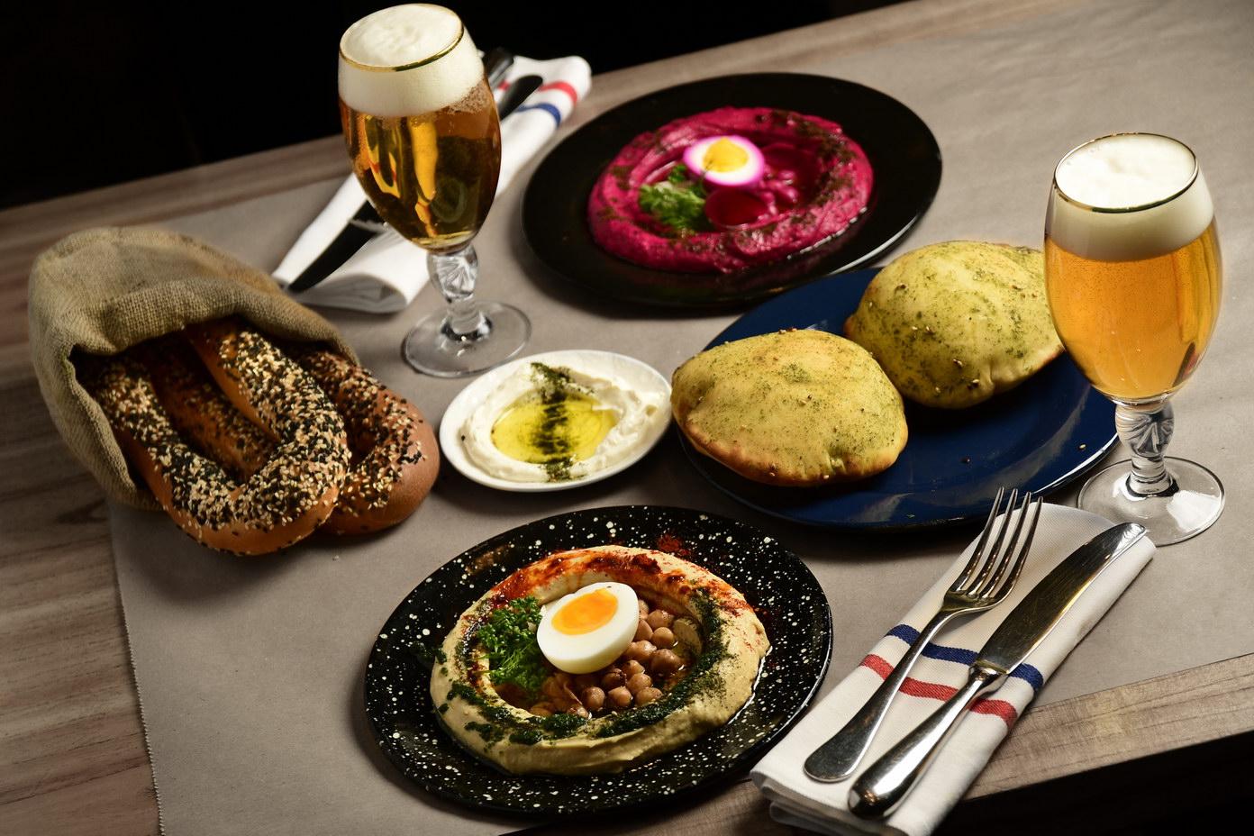 semana cocina israelí
