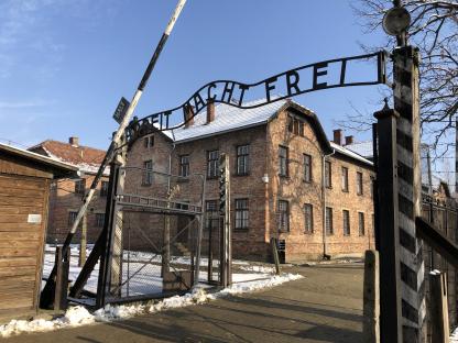 Auschwitz por MK