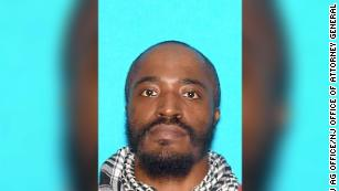 Photo of suspect in 12/10/19 Jersey city shooting David Anderson