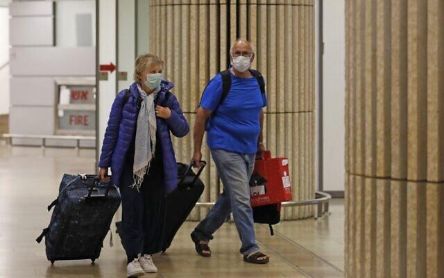 ISRAEL-SKOREA-HEALTH-VIRUS-CHINA