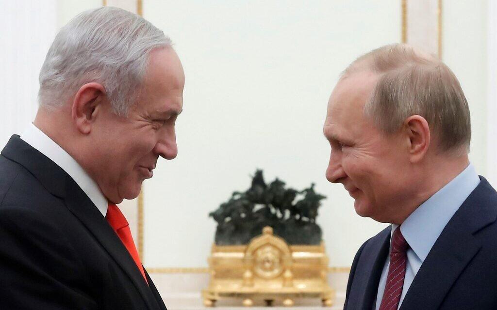 RUSSIA-ISRAEL-DIPLOMACY