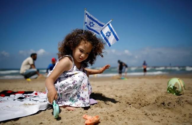 israel felicidad