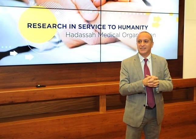 Jorge Diener director de Hadassah Internacional