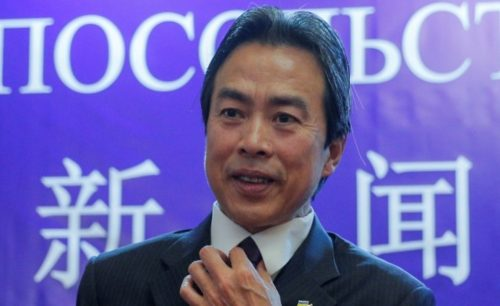 Du-Wei-embajador-china-israel-efe